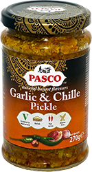 Garlic & Chilli Pickle
